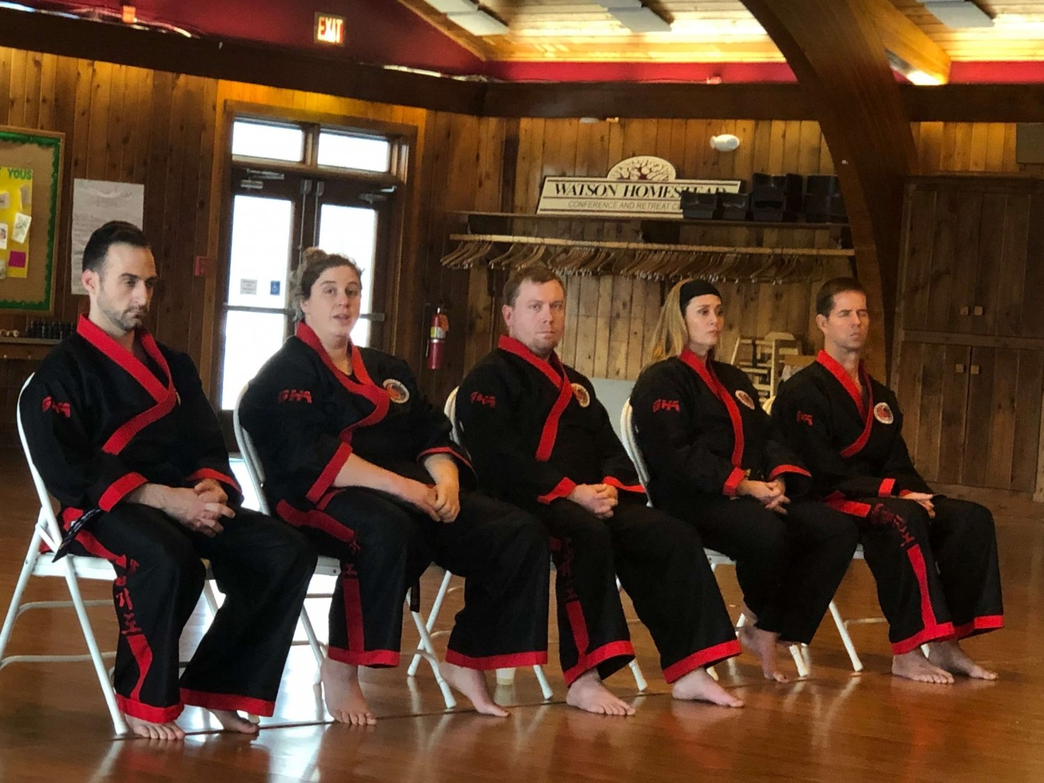 Shin Ho Kwan Black Belt Retreat 5